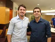 Renato Peixoto e Renan Mourão