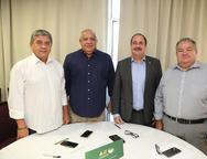 Sampaio Filho, Pedro Alfredo, Paulo Andre Holanda e Marcos Soares