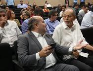 Roberto Claudio e Inacio Arruda