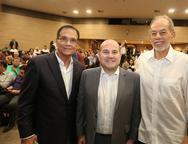 Beto Studart, Roberto Claudio e Inacio Arruda