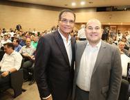 Beto Studart e Roberto Claudio