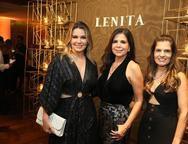 Jeritza Gurgel, Maria Lucia Carapeba e Ana C�ntia