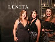 Leticia Macedo, Maria Lucia Carapeba e Gardenia Macedo