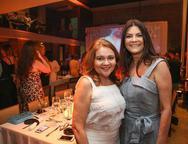 Nekita Romcy e Liliana Farias