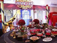 Aniversário de Henrique Simões