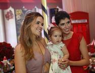Brenna  Ximenes, Luiza Ximenes e Flavia Simões