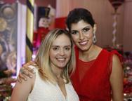 Carolina Aragão e Flávia Laprovítera