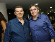 Cesar Neto e Totonho Laprovítera