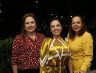 Cristina Aragão, Elusa e Fernanda Laprovitera