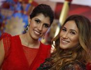 Flávia Laprovitera e Ana Carolina Bichucher