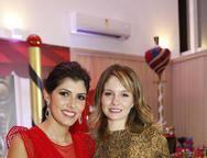 Flavia Laprovitera e Denise Pio