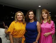 Inês Cals, Marcia teixeira e Karizia Pontes