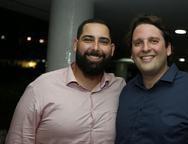 Luiz Vitor Torres e Daniel Simões