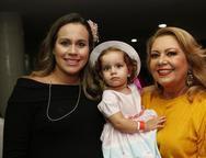 Mariana, Sofia e Inês Cals