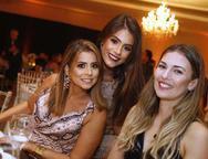 Luciana, Julia e Stella