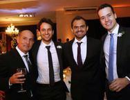 Roni Ximenes, Mauro Feitoza Filho, Felipe Gomes e Andr� Aguiar