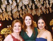Ana Valle,  Mariana Ximenes e Tatiana Bandeira