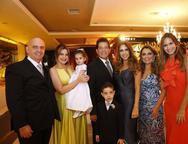 Samara Mileri, Mariana Mileri, Deyb Otoch, Rafaella, Valeria Feitosa e Marina Brasil