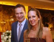 Carlos Pimentel e Denise