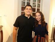 Luciano Cavalcante e Sabrina Monteiro