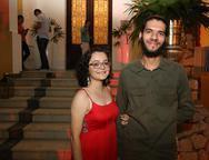 Nayana Carla e Felipe Alves