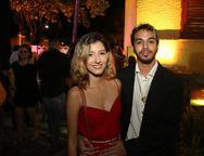 Nicole Mauricio e Mateus Frota