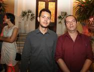 Wesley Soares e Rafael Augustinho