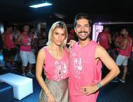 Anna Stevanato e Pedro Ivo Brito