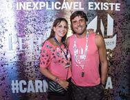 Luciana Villas Boas e Marcelo Vicente