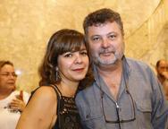 Caroline Gondim e Paulo Lopes