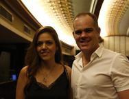 Flavia Torquato e Célio Gurgel