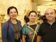 Gracielle Siqueira, Jane e Francisco Ivo