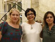 Jeane Gonçalves, Dodora Guimarães e Cristiane Bloise