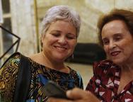 Rachel e Cecilia Gadelha