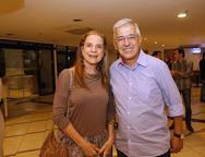 Anya Ribeiro e Paulo Cesar Noräes
