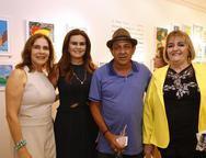 Cássia Torres de Melo, Ivana Bezerra, Tota e Bele
