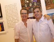 Cesar Fiuza e Totonho Laprovitera