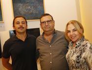 Daniel Vilar, Walter Furtado e Nazar Vilar