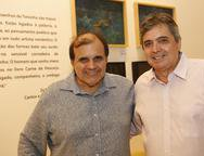Eduardo Queiroz e Totonho Laprovitera