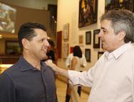 Erick Vasconselos e Totonho Laprovitera