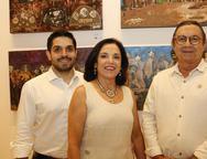 Fernando Laprovitera, Elusa e Mauricio Cals