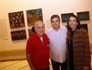 Geraldo Sergio,Totonho Laprovitera e Jaqueline