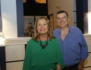 Inês Cals e Cesar Neto
