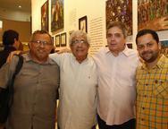 Juvan Paiva, Ricardo Bezerra, Totonho e Davi Gomes