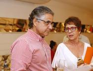 Marcelo e Lilia Quinderé