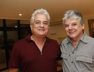 Marcinho Fiuza e Chico Esteves