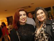 Patricia Porto e Lucia Ribeiro