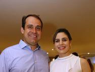 Salmito Filho e Jamille Salmito