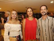 Tereza Maria Ximenes, Verônica e Sergio Gentil