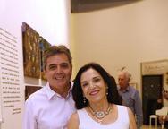 Totonho e Elisa Laprovitera